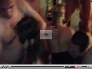 French swinger orgy amateur