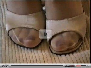 Nylon feet and shoes – final part 10